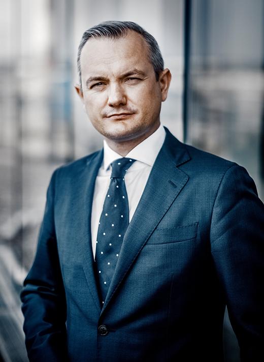 Zdjęcie: Robert Pietryszyn, Prezes Zarządu
